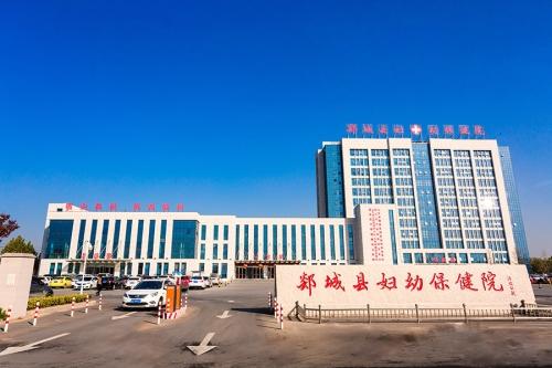 郯城妇幼保健院通风空调工程